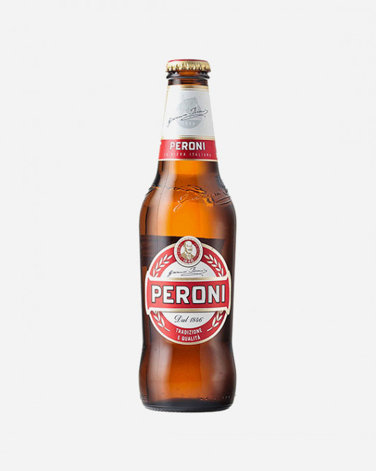 Red Label Peroni Beer 4.7% 24 x 33Cl