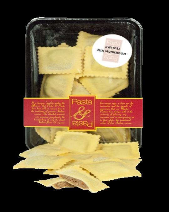 Ravioli Chicken & Pancetta Pasta&Pasta 250gr