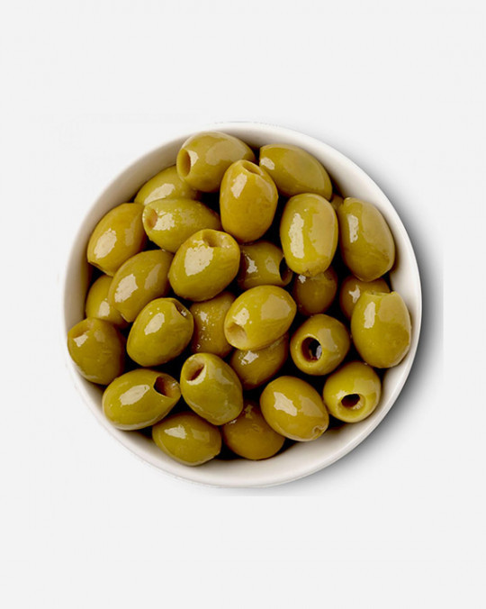 Pitted Green Olives 4.3kg