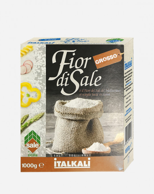 Salt Coarse - Sale Grosso * Box* 1kg