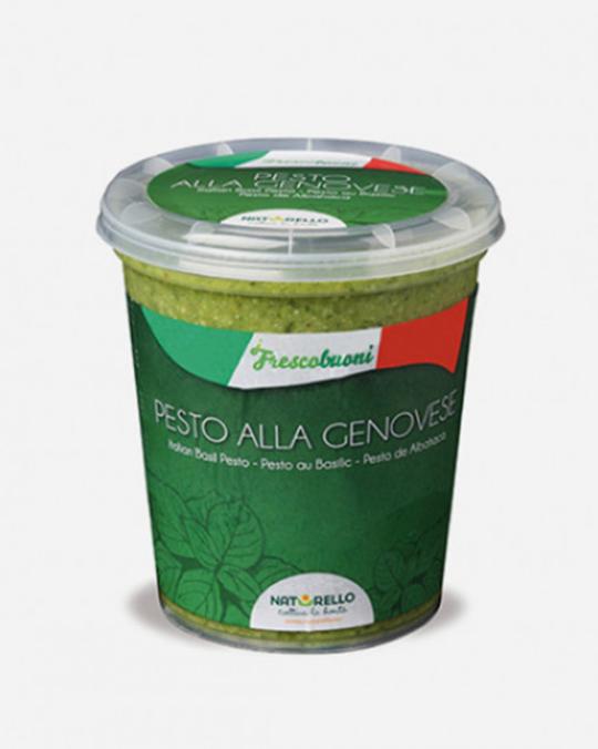 Fresh Pesto Genovese Naturello 6x1kg