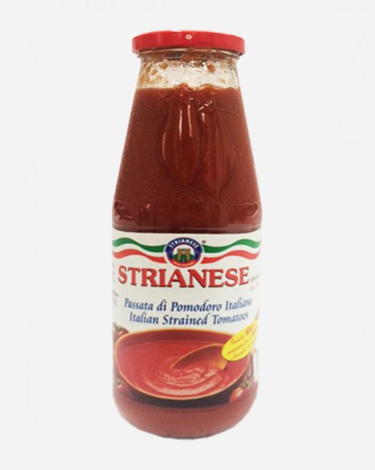 Passata Strianese Glass Jars 12x680gr