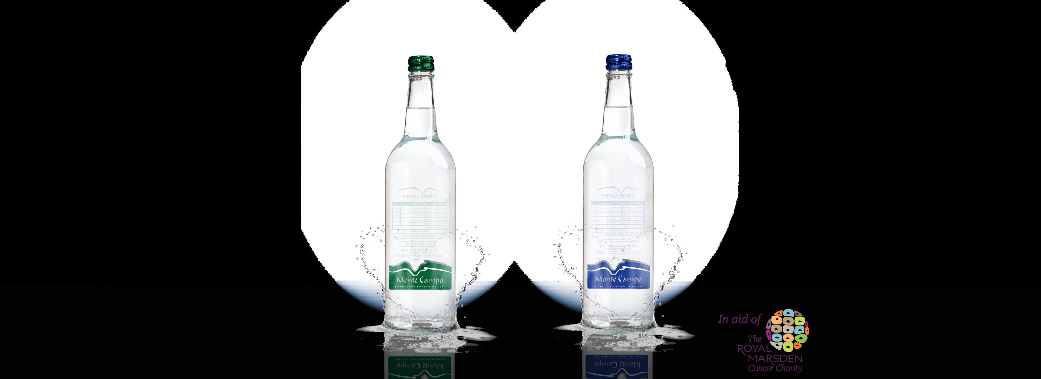 Monte Campo bottles