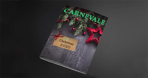Italian Food Supplier Christmas Catalogue 2020